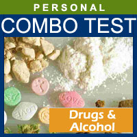 Alcohol and Drug Testing Services FAEE/EtG Alcohol plus 9-Panel Drug (ULTIMATE+) - Personal Purposes