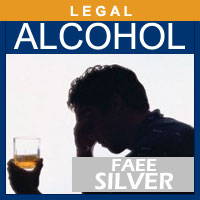 Alcohol and Drug Testing Services FAEE Hair Alcohol Test (Silver) - Legal Purposes